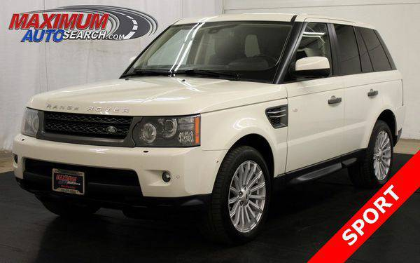 2010 *Land* *Rover* *Range* *Rover* *Sport* HSE