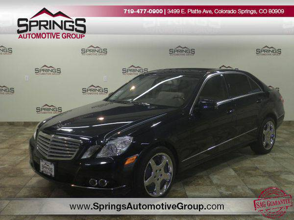 2011 *Mercedes-Benz* *E350* 350 4MATIC