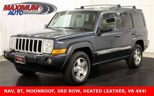 2010 *Jeep* *Commander* Sport