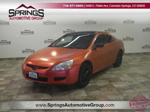 2005 *Honda* *Accord* EX