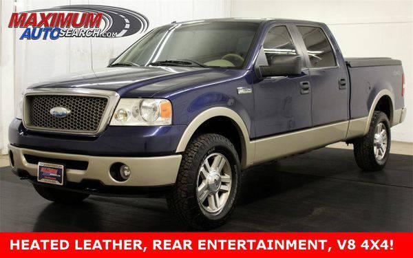 2008 *Ford* *F-150* *F 150* *F150* Lariat