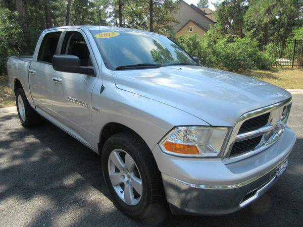 2012 *RAM* *1500* 4WD Crew Cab 140.5 Lone Star - CALL/TEXT TODAY!