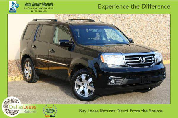 2014 *Honda* *Pilot* Touring AWD *Online Approval!**Bad Credit* OK!