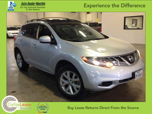 2013 *Nissan* *Murano* SL *Online Approval!**Bad Credit* OK!
