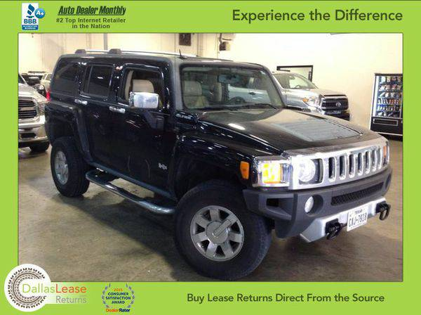 2009 *HUMMER* *H3* Alpha 4X4 *Online Approval!**Bad Credit* OK!