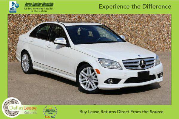 2009 *Mercedes-Benz* *C-Class* C300 Luxury *Online Approval!**Bad Cred