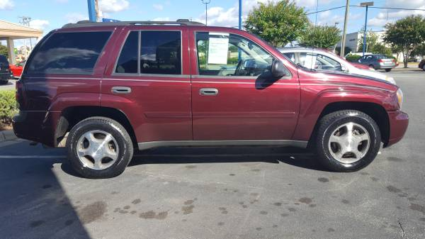 2008 *Chevrolet* *Trailblazer* - We Accept Bad Credit