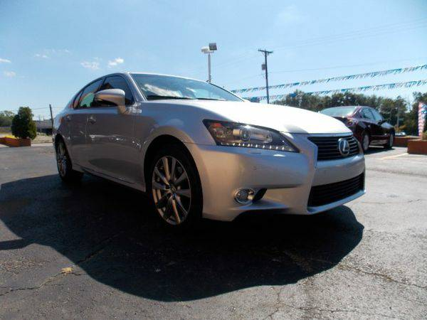 2013 *Lexus* *GS* 350 AWD - GET APPROVED TODAY!
