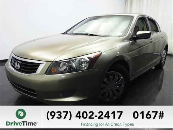 2009 *Honda Accord* LX - BAD CREDIT OK