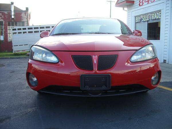 **2007 PONTIAC GRAND PRIX**90 DAY 4500 MILE WARRANTY**