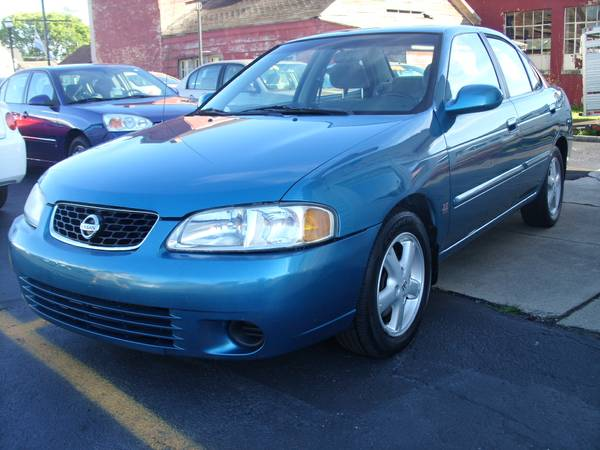 **2003 NISSAN SENTRA**92,140 MILES**90 DAY 4500 MILE WARRANTY