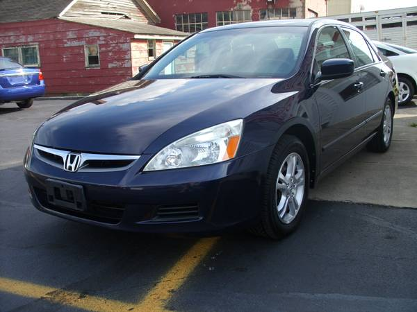 **2007 HONDA ACCORD**LX**SPECIAL EDITION**FREE 90 DAY WARRANTY **