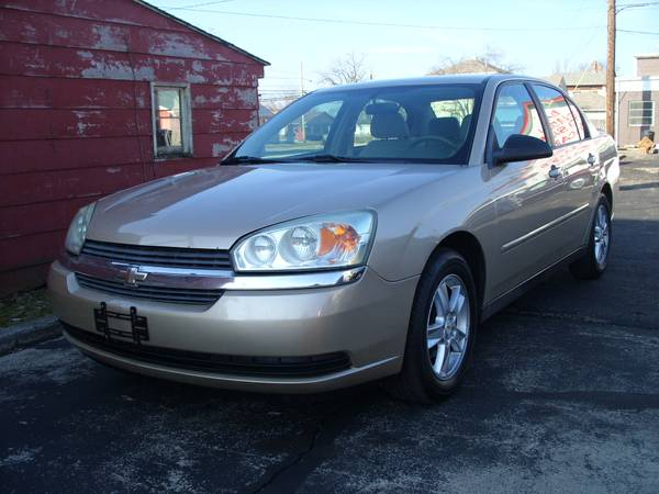2005 CHEVY MALIBU..90 DAY 4500 MILE WARRANTY ..FINANCING AVAILABLE