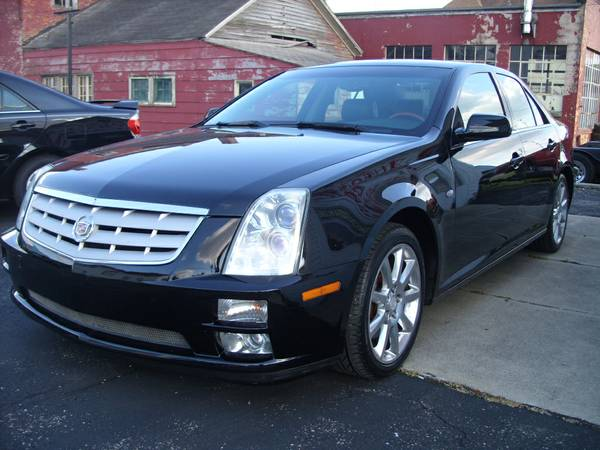 **2006 CADILLAC STS**ALL DRIVE DRIVE**LEATHER LOADED 90 DAY WARRANTY