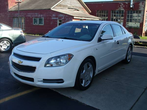 **2008 CHEVY MALIBU**LT**MOON ROOF**LOADED**90 DAY WARRANTY