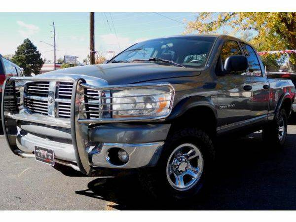 2006 *Dodge* *Ram* *1500* SLT 4dr Quad Cab 4X4 -Call/Text