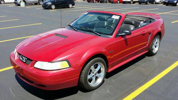2000 *Ford* *Mustang* GT 2dr Convertible