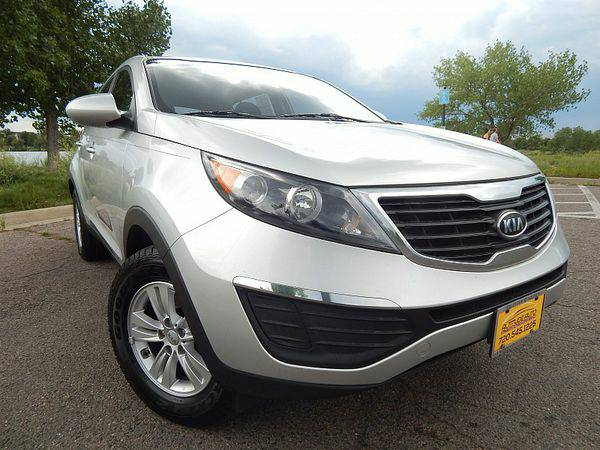 2012 *Kia* *Sportage* 4d Wagon FWD Base -⛽TEXT OR CALL FOR PRE-A
