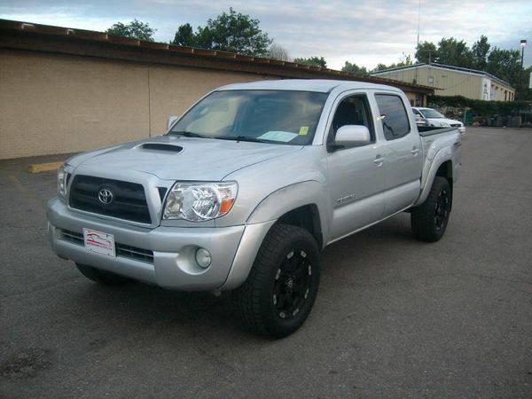 2006 *Toyota* *Tacoma* PreRunner V6 4dr Double Cab SB (4L 5A) - Call o