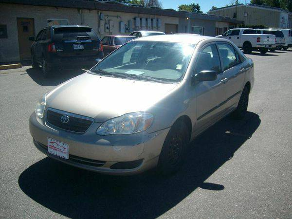 2007 *Toyota* *Corolla* CE 4dr Sedan (1.8L I4 4A) - Call or TEXT! Fina