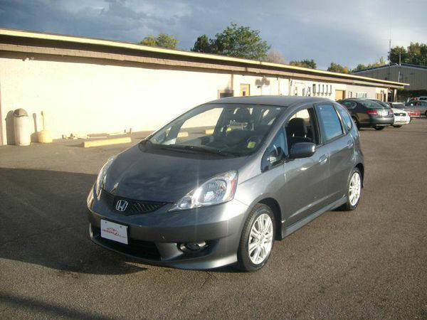 2011 *Honda* *Fit* Sport 4dr Hatchback 5M - Call or TEXT! Financing Av