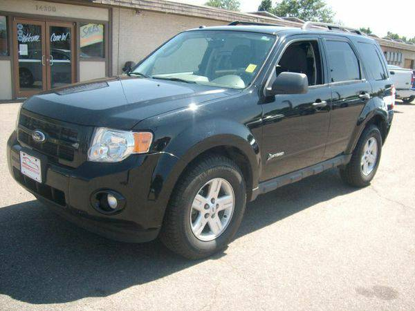 2009 *Ford* *Escape* *Hybrid* HYBRID - Call or TEXT! Financing Availab