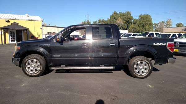 2013 Ford F150 CrewCab 4X4 Lariat Ecoboost Fully Loaded Low Miles