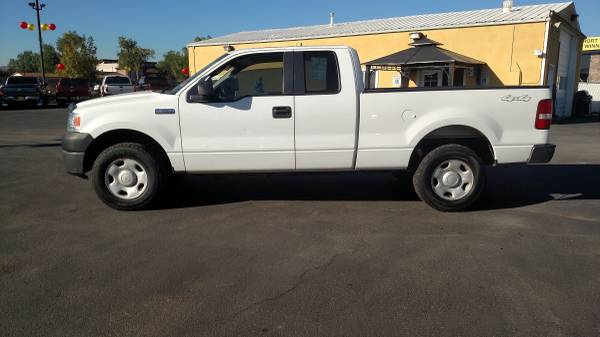 2007 Ford F150 4X4 Work Truck Low Miles Ext.Cab Automatic Save Today
