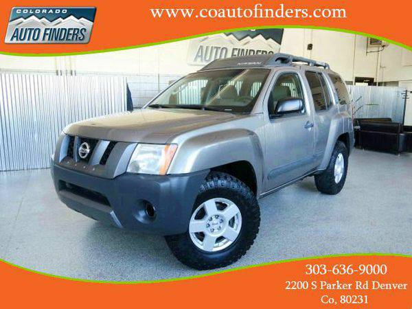 2005 *Nissan* *Xterra* OR 4WD - Call or TEXT! Financing Available!