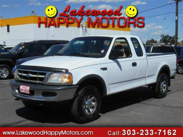 1997 *Ford* *F-250* LD SuperCab 4WD