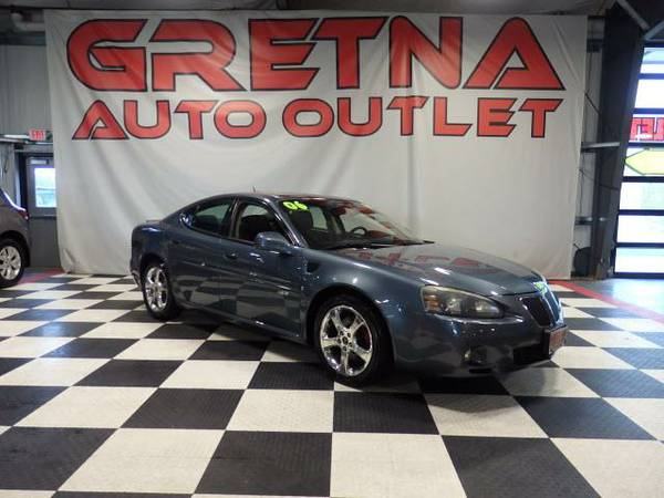 2006 Pontiac Grand Prix GXP V8 HEATED LEATHER LOW MILES ONLY 96K