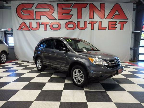 2011 Honda CR-V EX 4WD 1 OWNER ONLY 82K MOONROOF LOADED