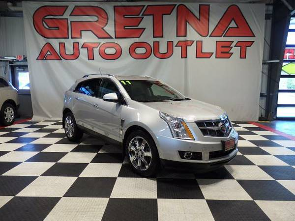 2011 Cadillac SRX AWD Turbo Performance NAV ROOF HEAT-COOLED SEATS