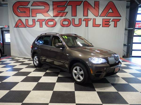 2012 BMW X5 XDRIVE 50I TWIN TURBO V8 ONLY 64K NAV ROOF LOADED