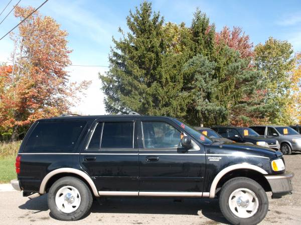 1998 FORD EXPEDITION EDDIE BAUER EDITION, 8CYL, 4X4,