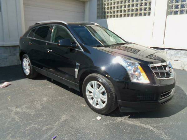 2012 Cadillac SRX Luxury Collection (We Finance) Navigation! Sunroof!