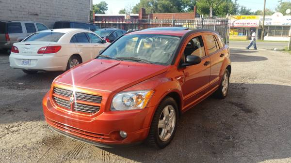 2007 DODGE CALIBER CLEAN TITLE WITH 130000 MILES