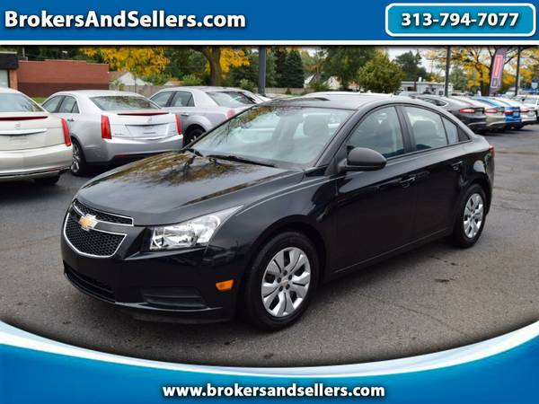 ***2015 CHEVROLET CRUZE LS-10K MILES*** LOW MILES! PRICED TO SELL!!!