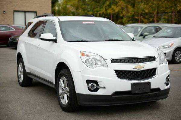 2012 *Chevrolet* *Equinox* LT 4dr SUV w/ 1LT - EVERYONE IS APPROVED!!