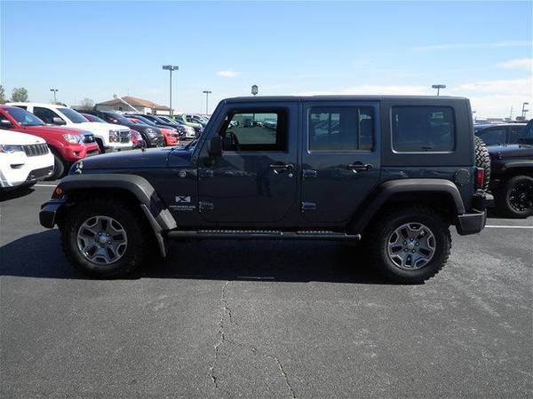 2008 Jeep Wrangler Unlimited CB