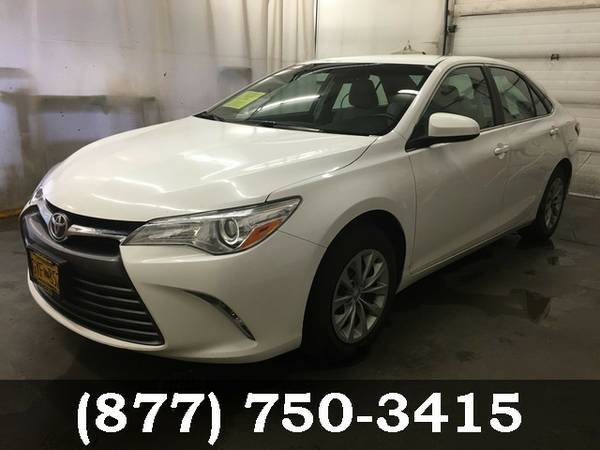 2015 Toyota Camry *Priced to Sell Now!!*