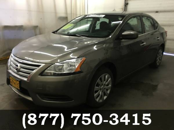 2015 Nissan Sentra ON SPECIAL!