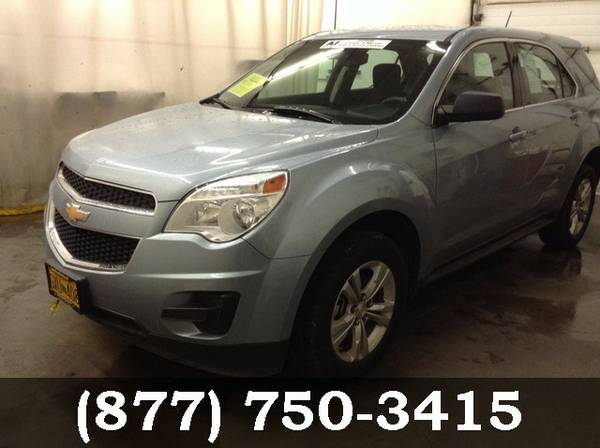 2015 Chevrolet Equinox Awesome value!