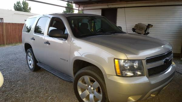 2009 Chevy Tahoe