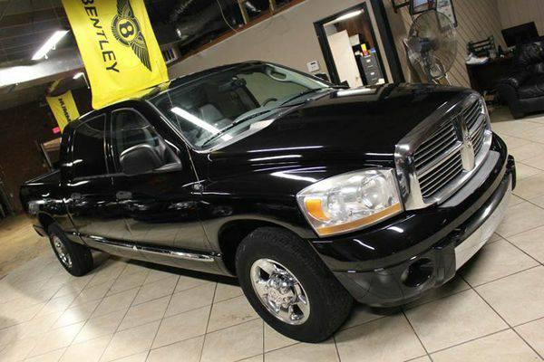 2006 *Dodge* *Ram* *Pickup* *1500* Laramie 4dr Mega Cab LB 2wd