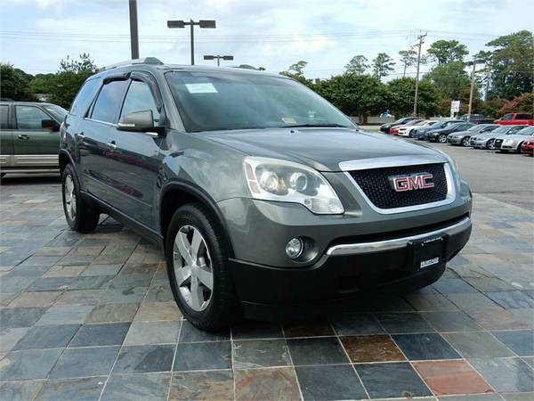2011 GMC ACADIA SLT-1, Blue__FT BRAGG ZERO DOWN!-BAD CREDIT OK!