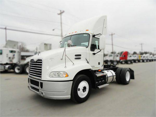 2009 *MACK* *PINNACLE* *CXU612* - We *Finance* Everyone Approved!