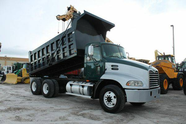 2005 *MACK* *CX600* *DUMP* *TRUCK* - We *Finance* Everyone Approved!