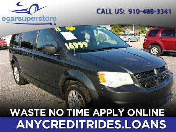 2011 *Dodge* *Grand* *Caravan* R/T You're Approved or Car is *Free