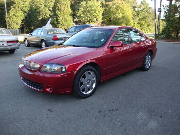 2004 Lincoln LS - ONLY 48k MILES!!!